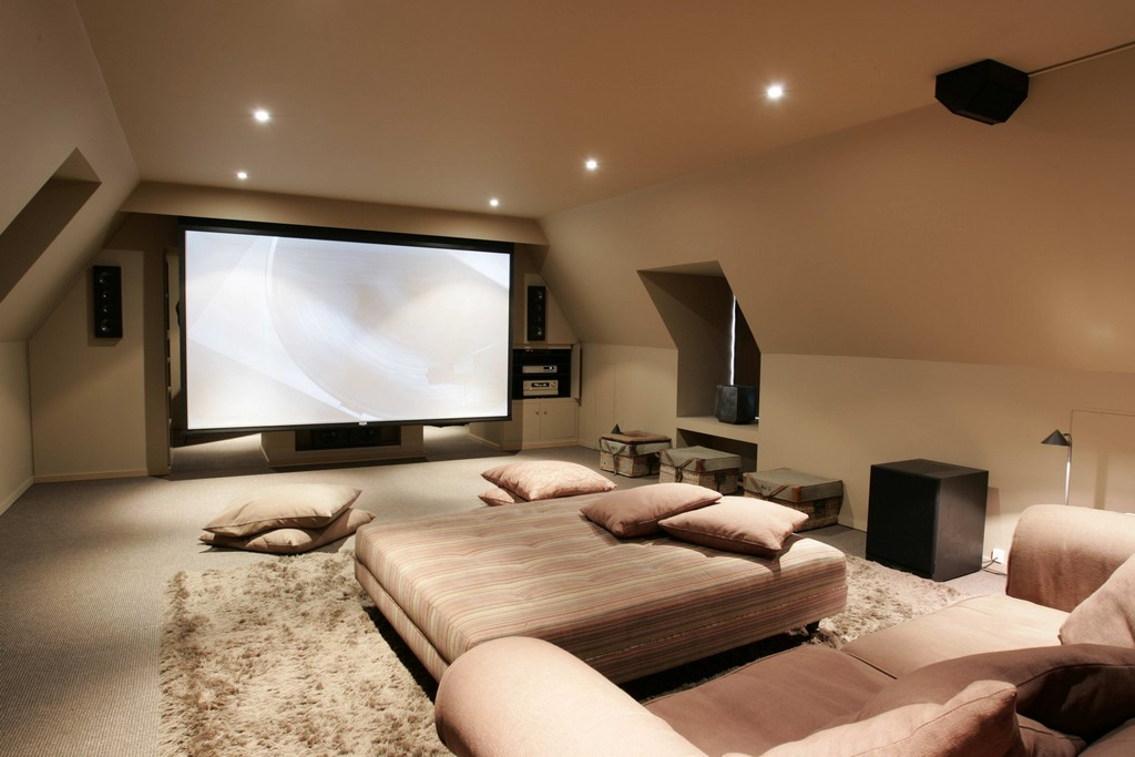 Led Lighting Home Cinemas And Smart Homes In Luxembourg